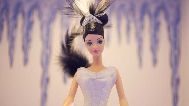 The Children of China Do Not Give a Fuck About Barbies
