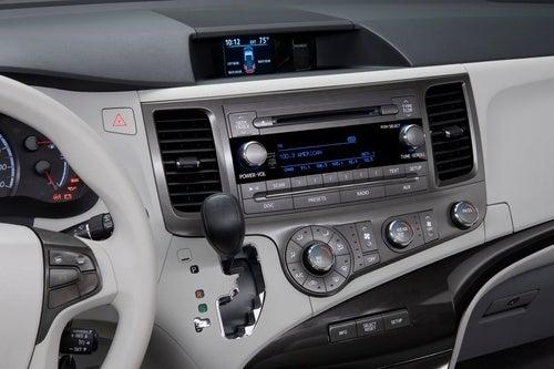2011 Toyota Sienna Interior