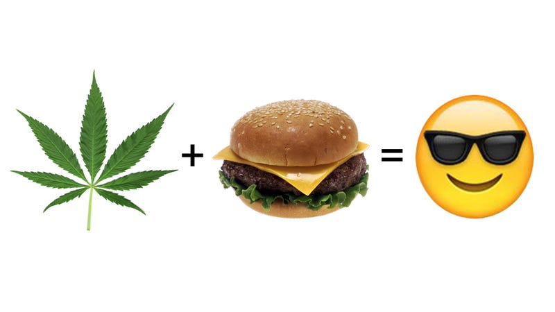 Why Smoking Pot Makes You So Hungry