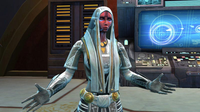 The More They Keep Telling Me Star Wars: The Old Republic Isn't Like World of Warcraft, the Less I Want to Play