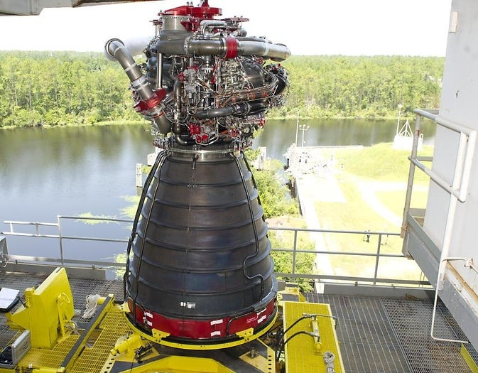 America's Next Big Space Launch Rocket Is a Total Beast