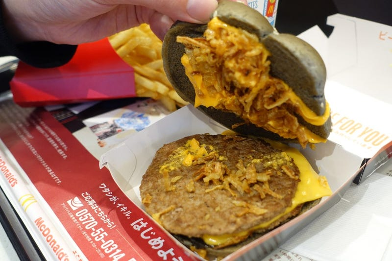 a review of burger king in comparison to mcdonalds Review: big king from burger king & hot it made mcdonald's taste like crap in comparison & then big king (review) brand from burger king has gone through.