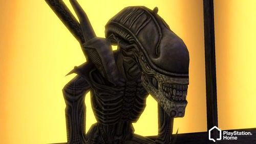 Aliens And Predators Invade PlayStation Home