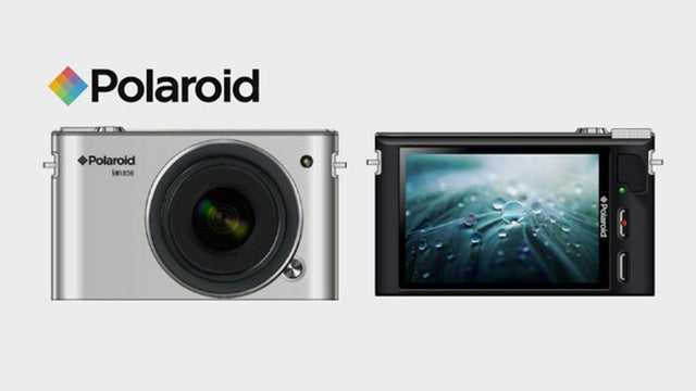 Whoa, Is This Polaroid Mirrorless Camera Real?