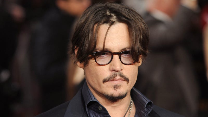 Johnny Depp to Edit Woody Guthrie Novel Because Isn't That Just the Kind of Thing He Would Do