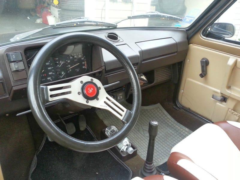 Try Saying Autobianchi Lancia A112 Abarth Three Times Fast