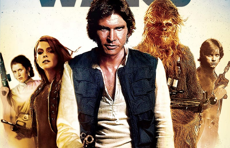 First Look at James S.A. Corey's New Star Wars Novel About Han Solo
