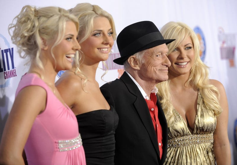 Playboy Mansion Being Investigated By Health Officials