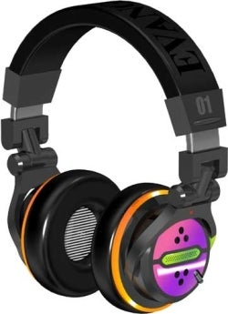 Official Neon Genesis Evangelion Headset: Surprise, It's a Collector's Item