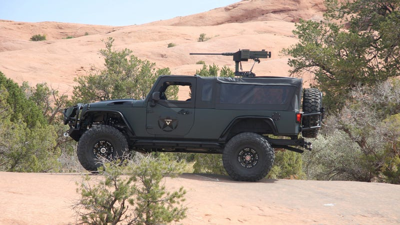 Recon: Moab Photos