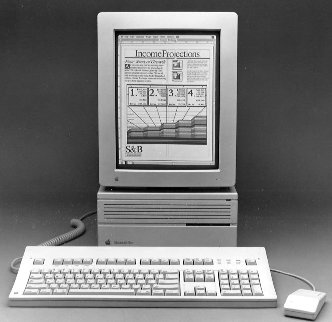 The Future of Apple Computing Was Almost Turned Sideways