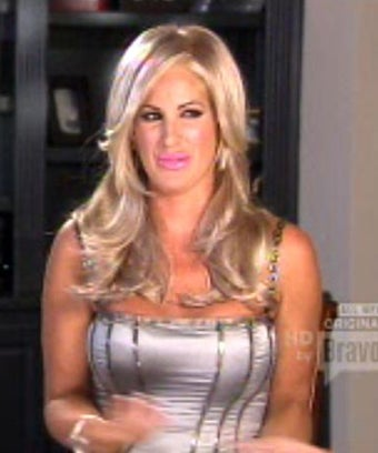Real Housewives: Kim Explains Her Parenting Philosophy