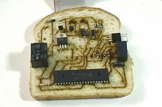 Electronic Sandwich...Thanks Mom?