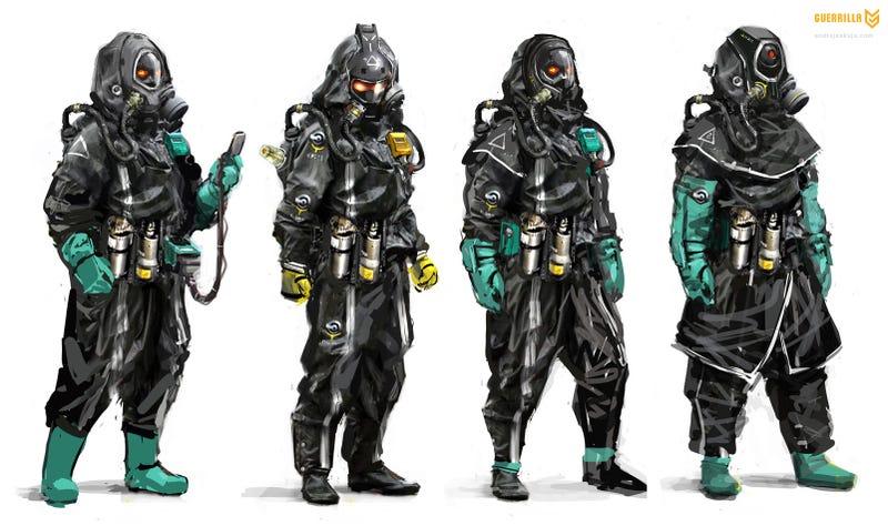 The Dapper Villains and Pretty Ladies of the Killzone Universe