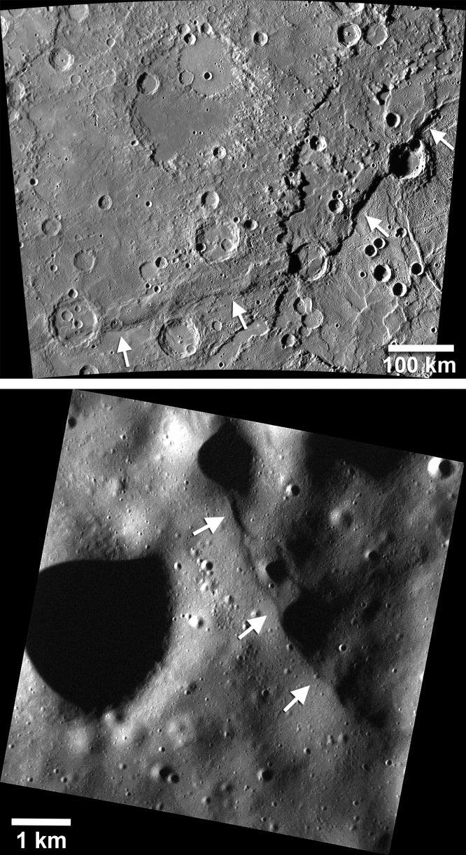 We Just Found Out That Mercury Is Geologically Active