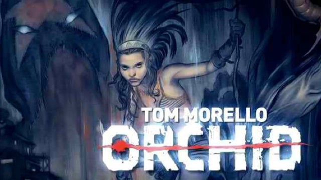 Rage Against the Machine's Tom Morello tells us about his new dystopian comic (and his career as a D&D Dungeon Master)