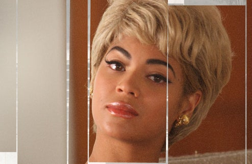 """Beyoncé In Cadillac Records: """"Volcanic And Voluptuous"""""""