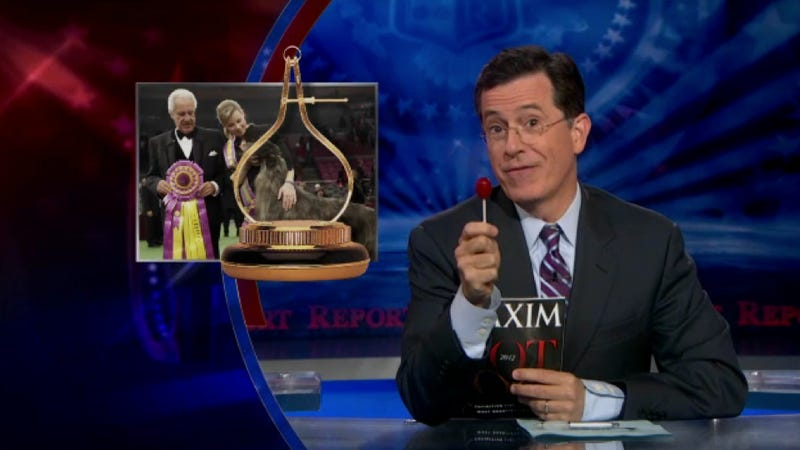 Stephen Colbert Wants To Be Motor Trend Car Of The Year