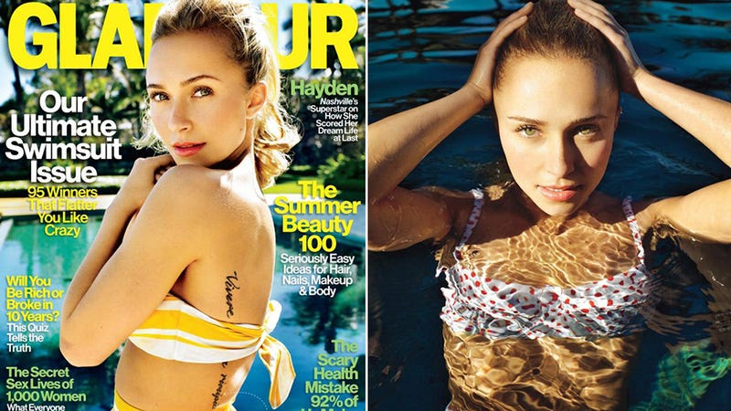 How Hayden Panettiere Avoided Ending Up Like Lohan and Bynes