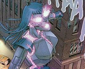Teen Girl's Giant Robot Smashes Metropolis