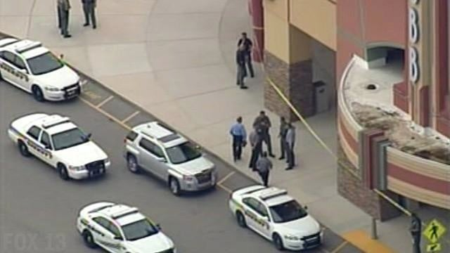Noisy Texter Shot to Death in Florida Movie Theater