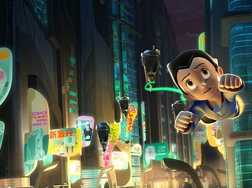 Astro Boy's Quest For Humanity Will Finish On Time, Despite All-Too-Human Glitches