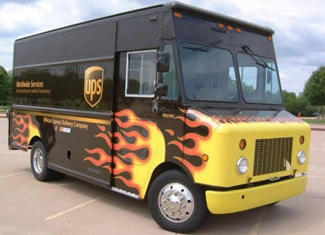 UPS to Infuriate NASCAR, Eliminate Left Turns