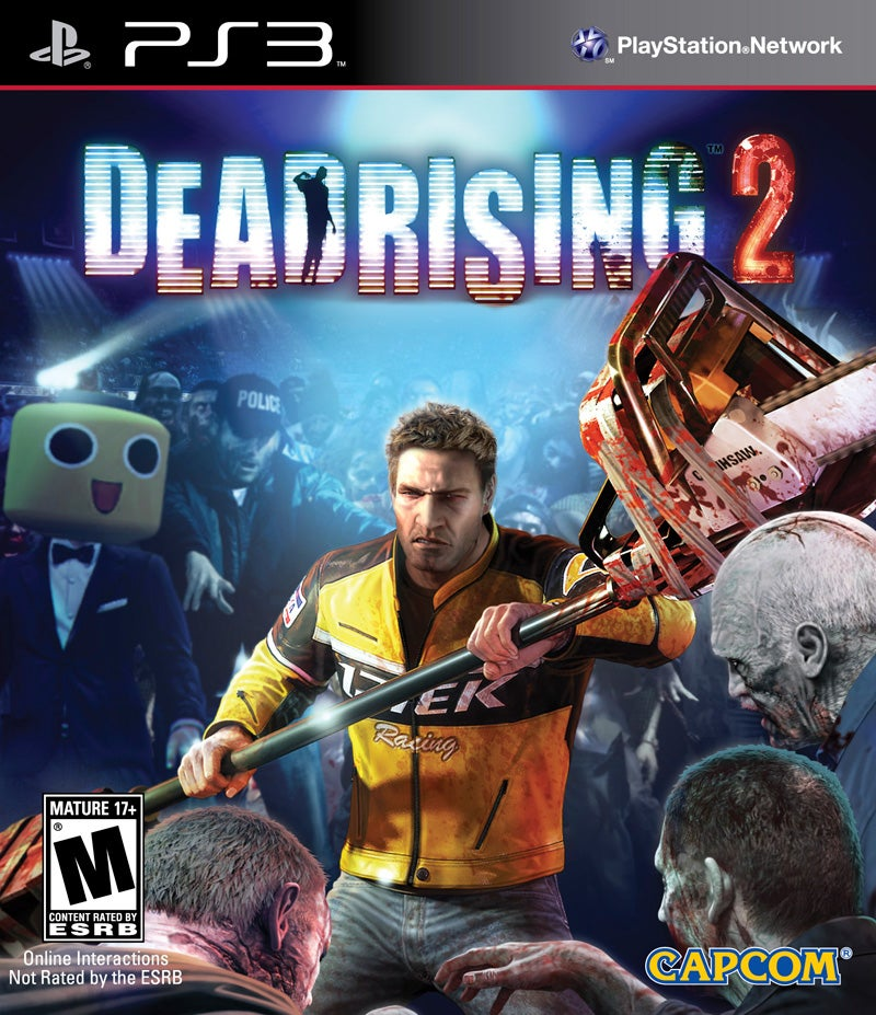 Bloody Tourists Invade The Dead Rising 2 European Special Edition