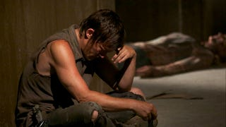<em>The Walking Dead</em> Midseason Finale Made Daryl Cry For An Hour. AN HOUR.