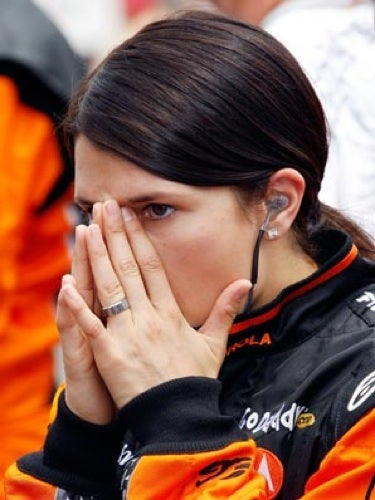 Danica Patrick Says Yes To Drugs As Long As She Doesn't Get Caught