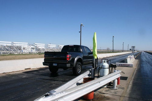 Hennessey VelociRaptor 500: Track Photos