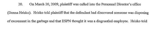 The Saddest, Most Disgusting ESPN Lawsuit You'll Ever Read