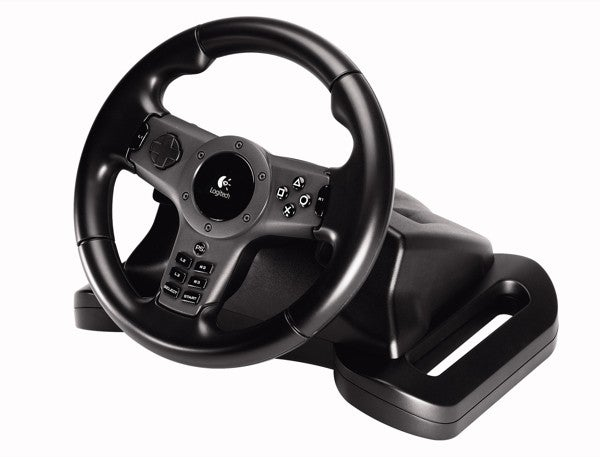 Logitech Rolls Out Driving Force Wireless Gaming Wheel for Playstation