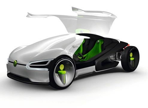 Volkswagen Shows Us Cars From the Future