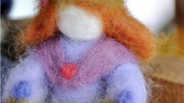 Make Wool Clothing Less Itchy with Glycerin or Vinegar