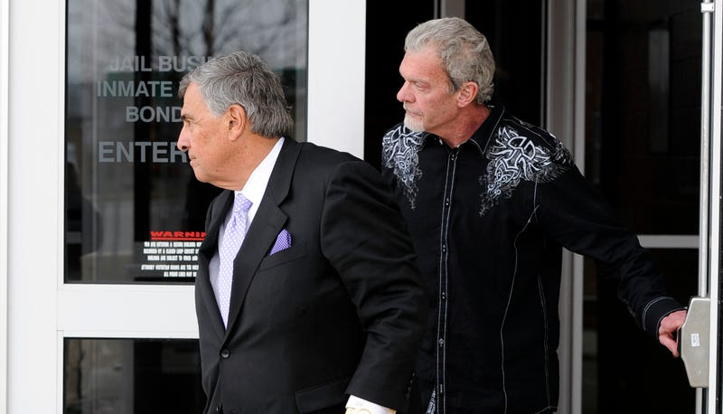 Police: Jim Irsay Was Arrested With A Briefcase Full Of Pills And Cash