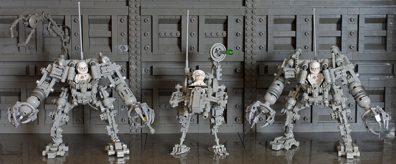 This awesome space mech is the next user-designed official Lego set