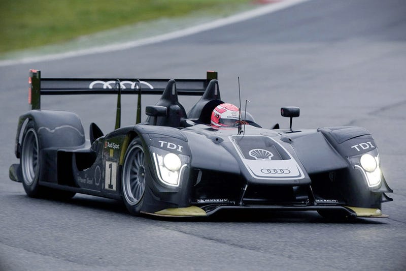 Audi R15 Coming to Laguna Seca, Petit Le Mans