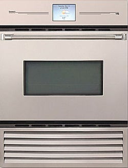 TMIO Intelligent Oven: Cook via Internet or Cellphone/PDA