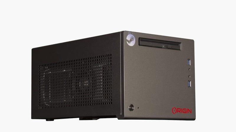 Origin's Steam Machine Has That Set-Top Box Look