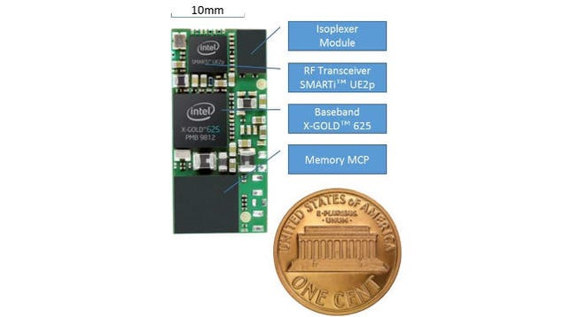 The World's Tiniest 3G Modem is Barely Bigger Than a Penny