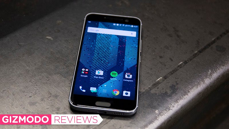 HTC 10 Review: A Last Grasp at Greatness