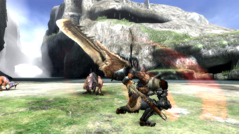Is Monster Hunter Tri Heading Westward?