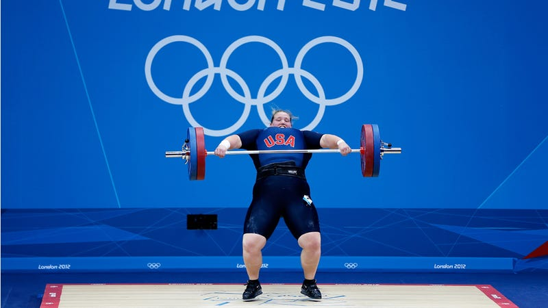 Olympic Thighlights: Let's Creep Some Leaps