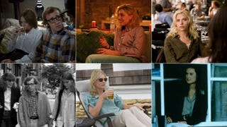 All of Woody Allen's Female Characters Dress Alike