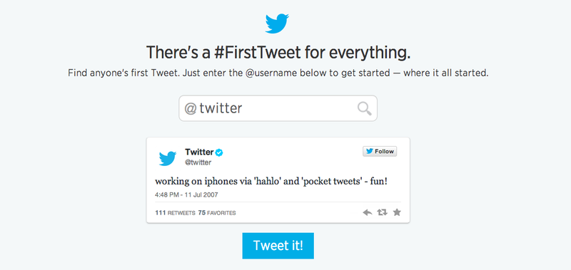 25+ Famous People's First Tweets That'll Make You Feel Better About Yours