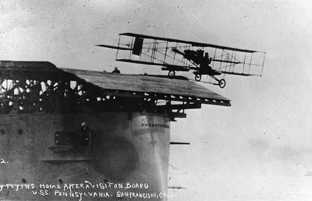 Happy 100th Birthday To The Aircraft Carrier
