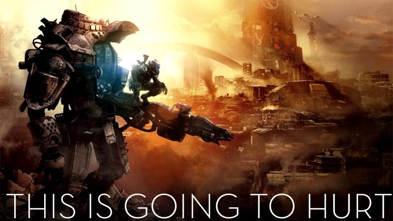 The Saturday Morning Stream: The Titanfall Disaster [And We're Done]