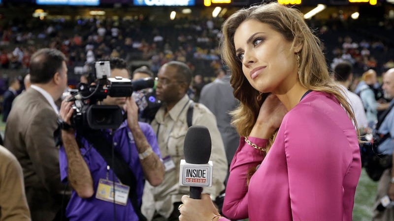 Katherine Webb Thanks Brent Musburger For Jump-Starting Her Career