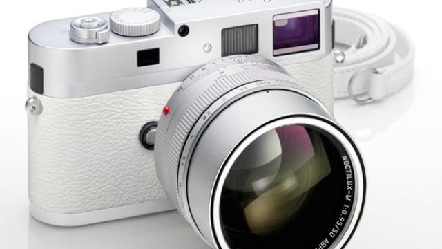 Leica Is Charging $20,000 Extra for the Color White